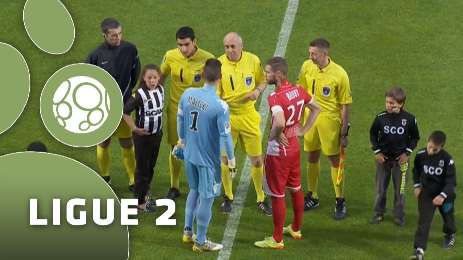 Prediksi Angers SCO vs Nimes Olympique 12 Agustus 2018 SBO303