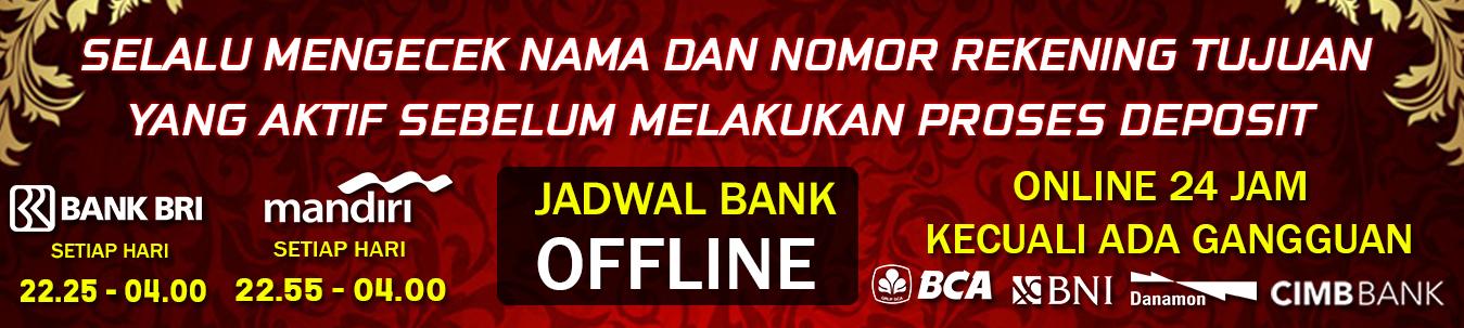 Jadwal Bank